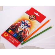 Цветные карандаши Koh-I-Noor, 12 цветов