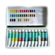 Набор акриловых красок для ногтевой живописи