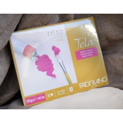 Альбом для масляной живописи «Tela» 10 л., 240x320 мм
