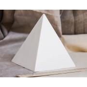"""Гипсовая модель """"Пирамида"""""""